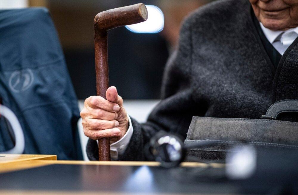 Saksamaal kohtu all olev koonduslaagri valvur: mul on häbi, et olin SS-is, aga mul ei olnud valikut