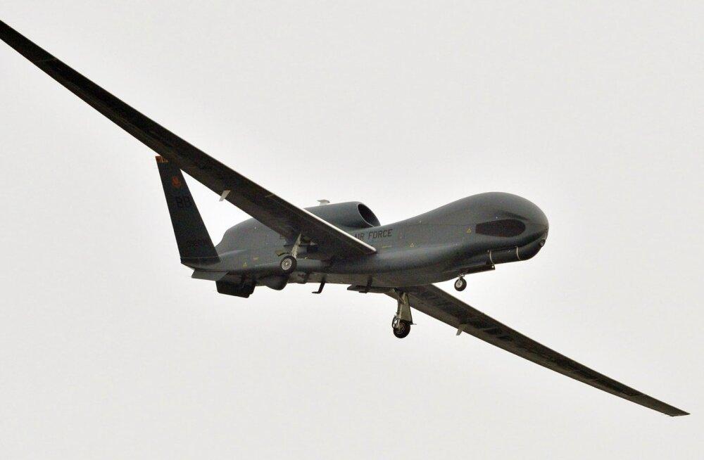 Interfax: USA droon sooritas mitmetunnise luurelennu Donbassi kohal
