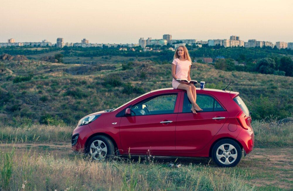 О чем стоит помнить, отправляясь в летнее путешествие на автомобиле?