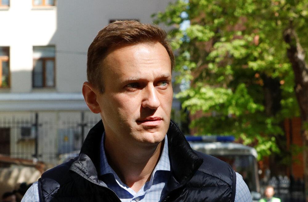 Navalnõi paneb Vene võimude kannatuse proovile: MM-i ajal tulevad üleriigilised meeleavaldused