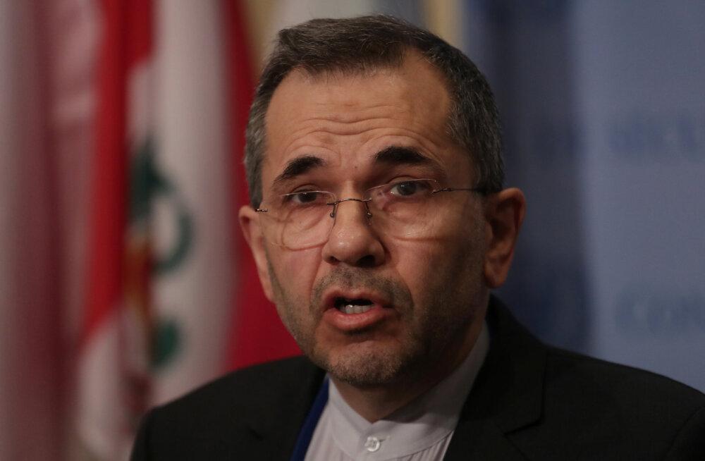 Iraani esindaja ÜRO juures: kättemaks Soleimani eest on lõpule viidud