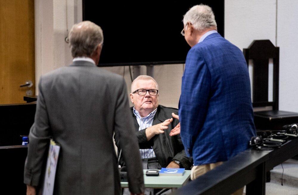 Aivar Pilv, Edgar Savisaar ja Alexander Kofkin kohtus