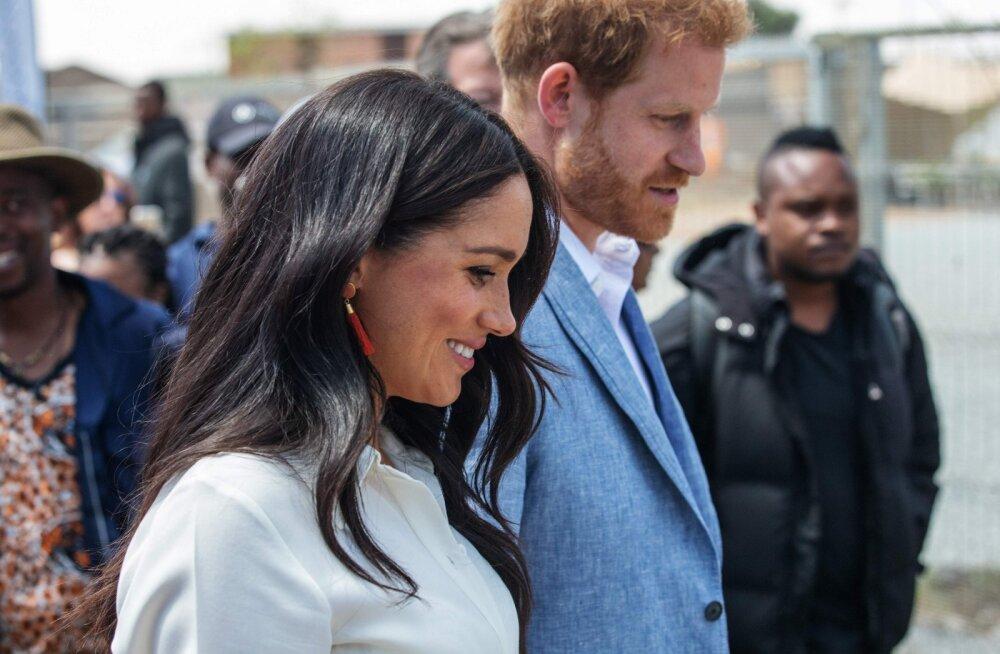 Prints Harry kardab, et Meghanile saab osaks printsess Diana saatus