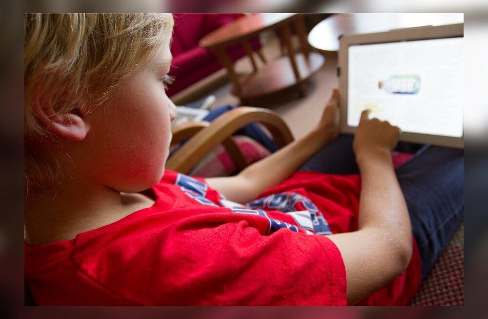 5 правил, которые помогут оторвать ребенка от планшета