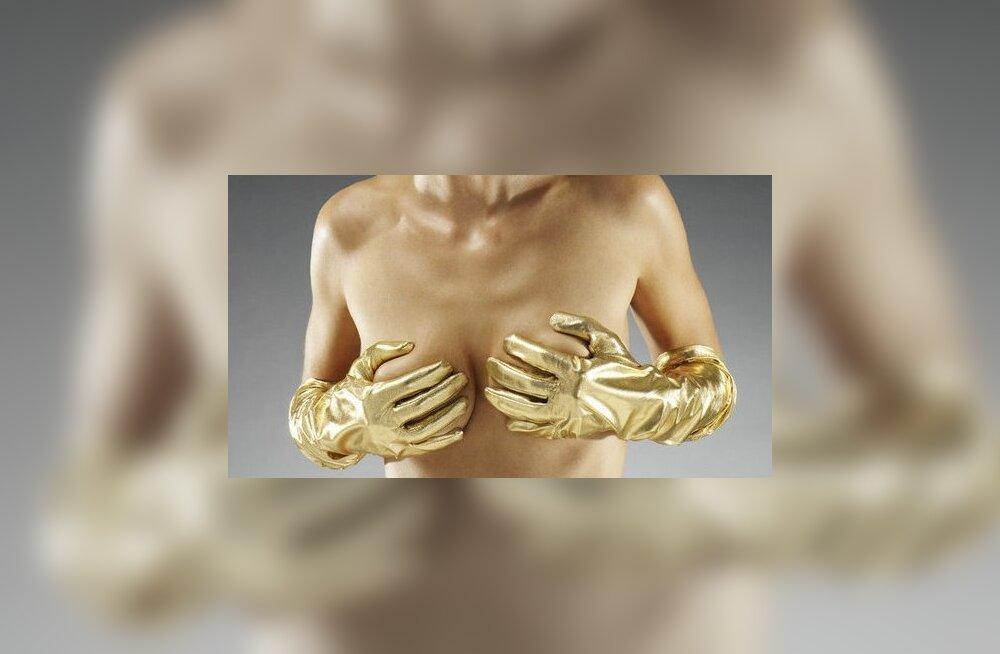 Семь способов стимуляции женской груди