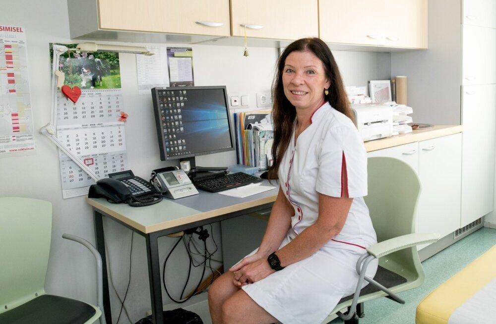 Irina Tohuse kogemus on mitmekesine ning rikkalik – ta töötab Põhja-Eesti Regionaalhaiglas erakorralise kirurgia õena ning Meditiimis terviseõena.