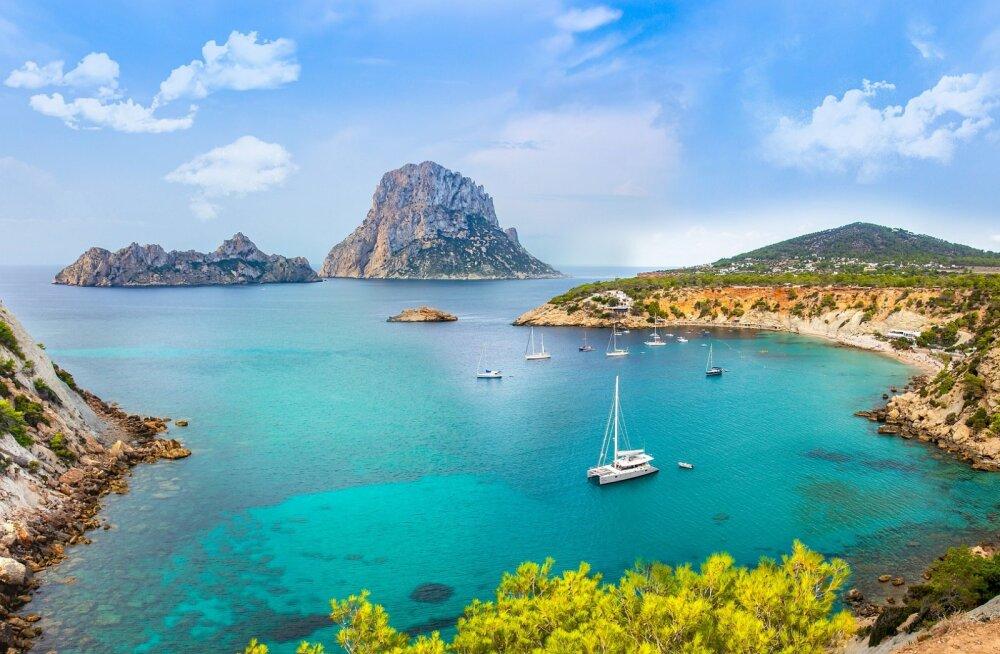 Puhka sügisel Ibizal: edasi-tagasi lennupiletid Tallinnast alates kõigest 66 eurost!