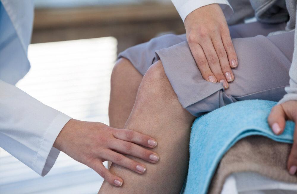 Eelmäng haigustele: lihaste ja liigesepiirkondade valud