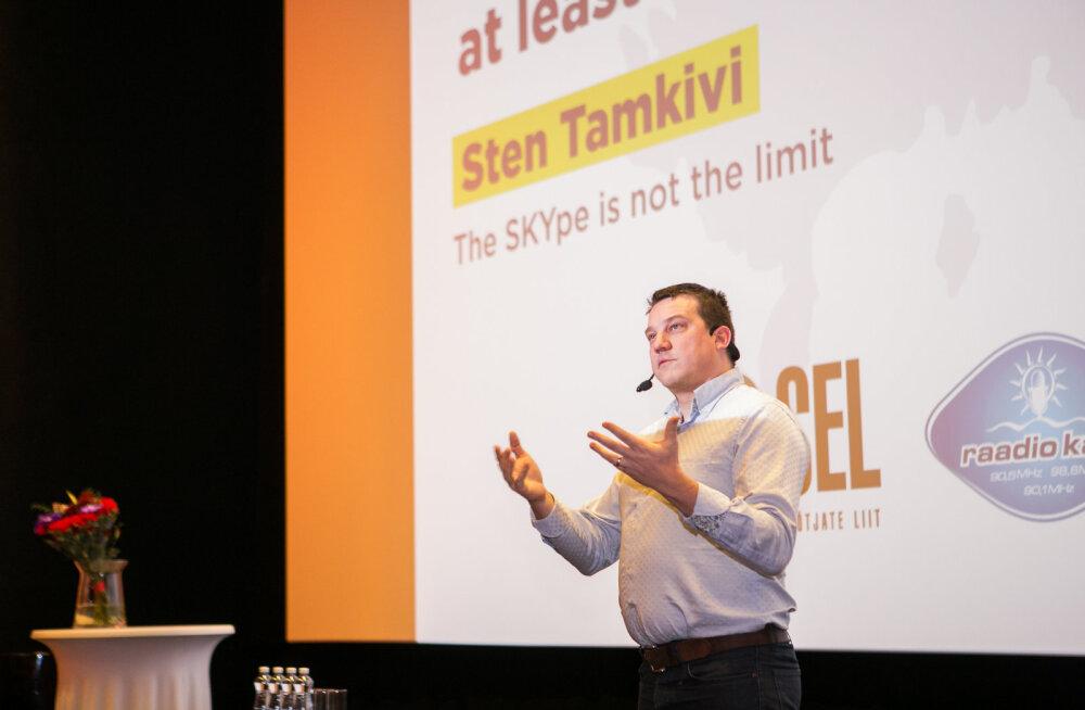 MEIE MAA   Ettevõtjate liit pidas aastakonverentsi