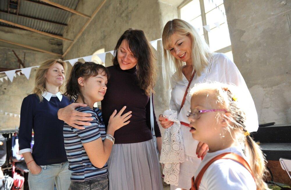 Благотворительный аукцион в поддержку детей с особыми потребностями