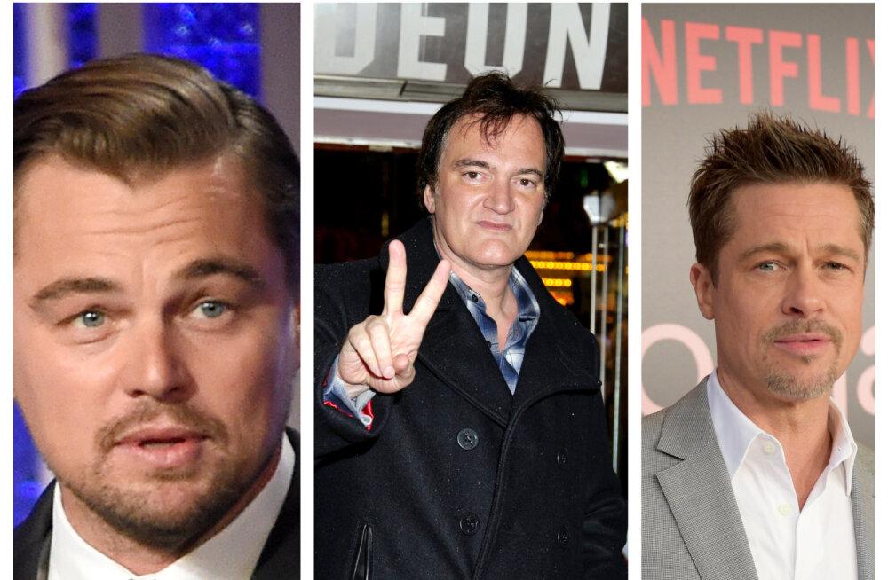 Tõeline maiuspala filmifännidele! Tarantino värske linateose kohta selgus nii mõndagi