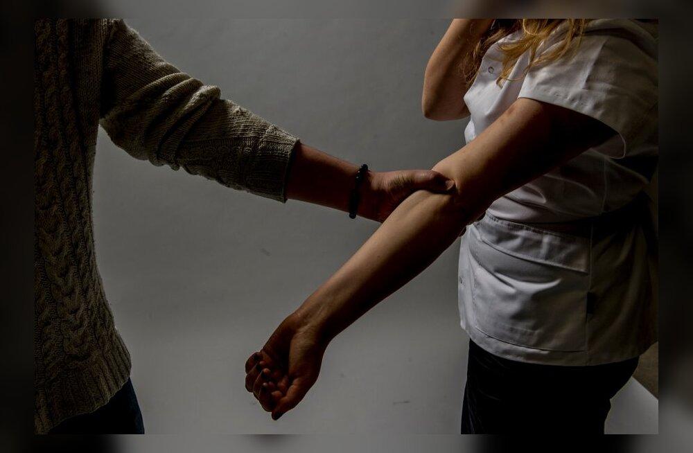 Perevägivalla all kannatanud naine: peks jõulude ajal oli viimane piisk karikas! Suutsin end sellest jubedast suhtest lahti rebida