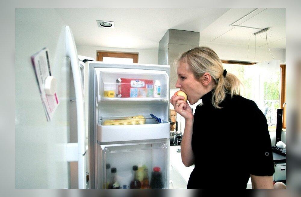 Как забыть дорогу к холодильнику вечером?