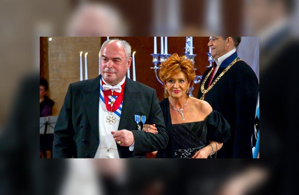 Eri Klas saab Venemaa president Medvedevilt ordeni