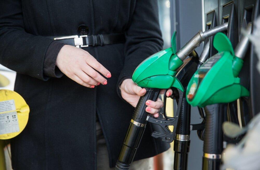 Kütusetankimine