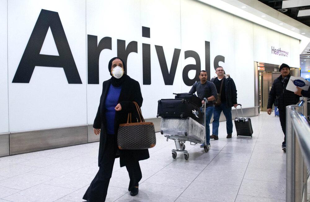 Briti tervishoiuminister: linnade sulgemine võib osutuda vajalikuks