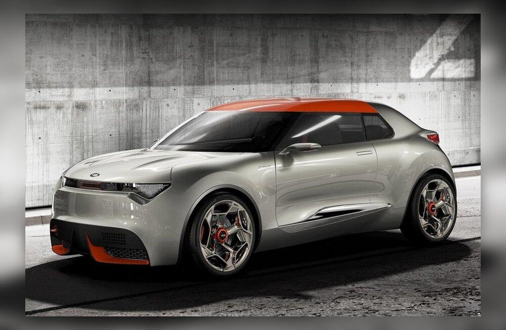 Kia готовится представить конкурента Nissan Juke