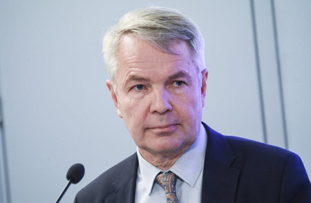 Soome välisminister: Eesti sooviks Soome turiste, aga peab vaatama, et ei tuleks liiga suuri riske