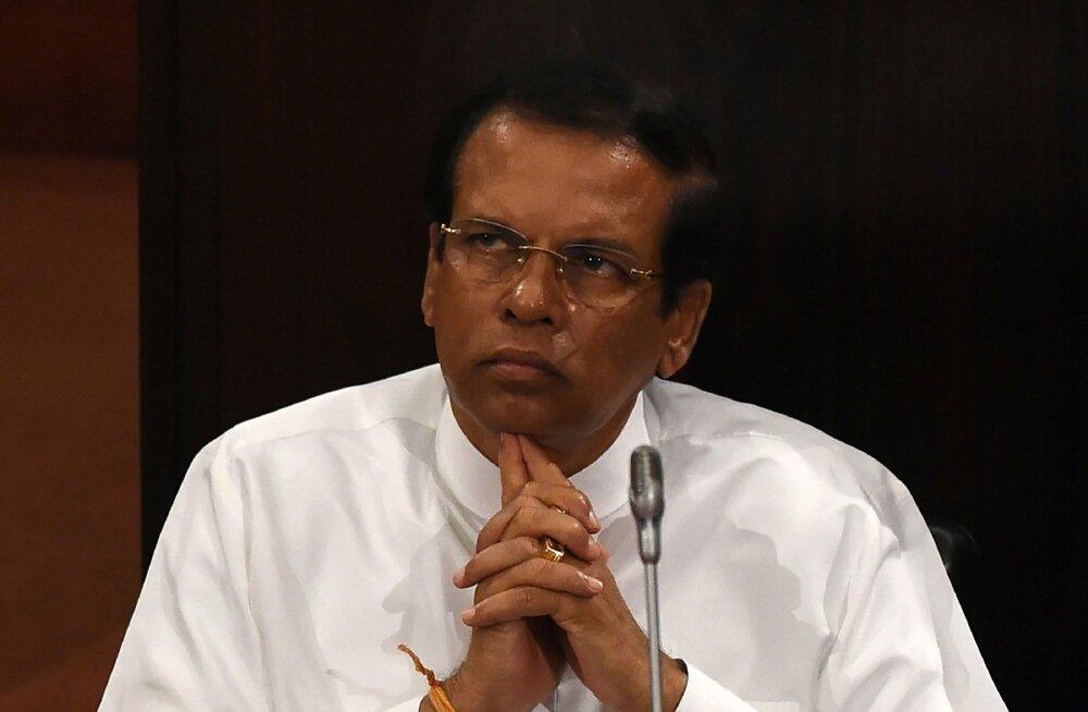 Sri Lankal toimub värbamiskampaania kahe timuka tööle võtmiseks