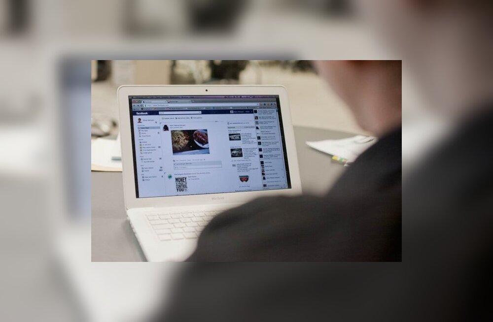 Uurimus: Miks me kasutame Facebooki - enesearmastus?