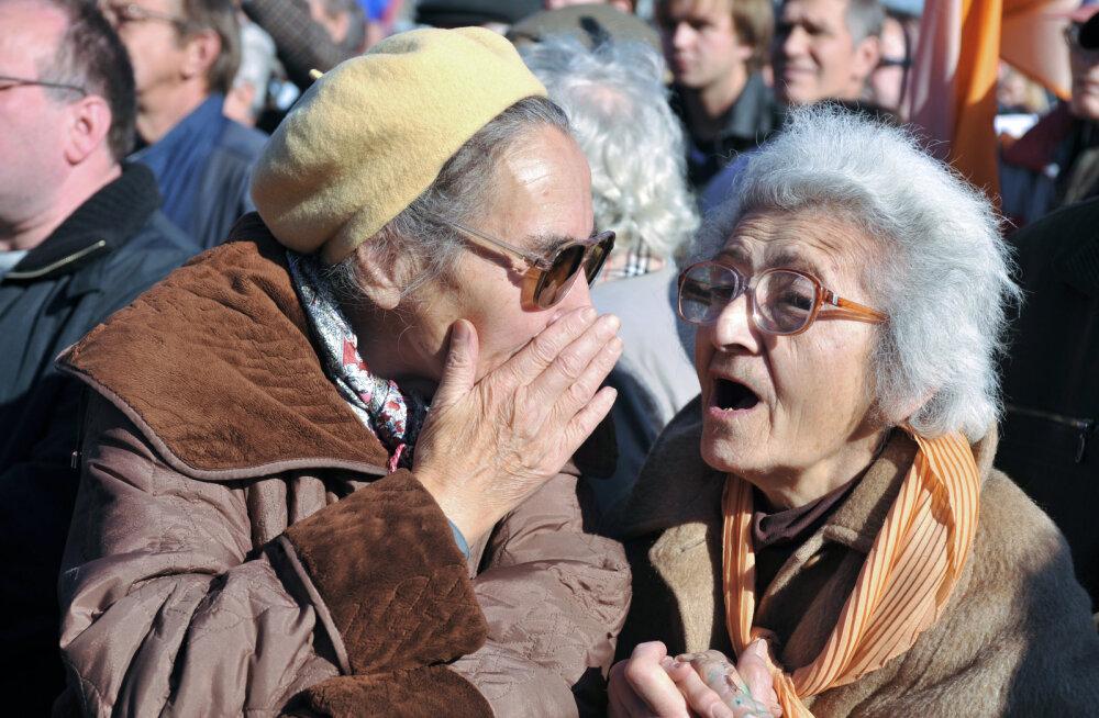 Старость должна быть в радость?