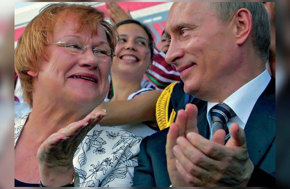 Wikileaks Soomes: USA huvitus Venest ja iseloomustas poliitikuid