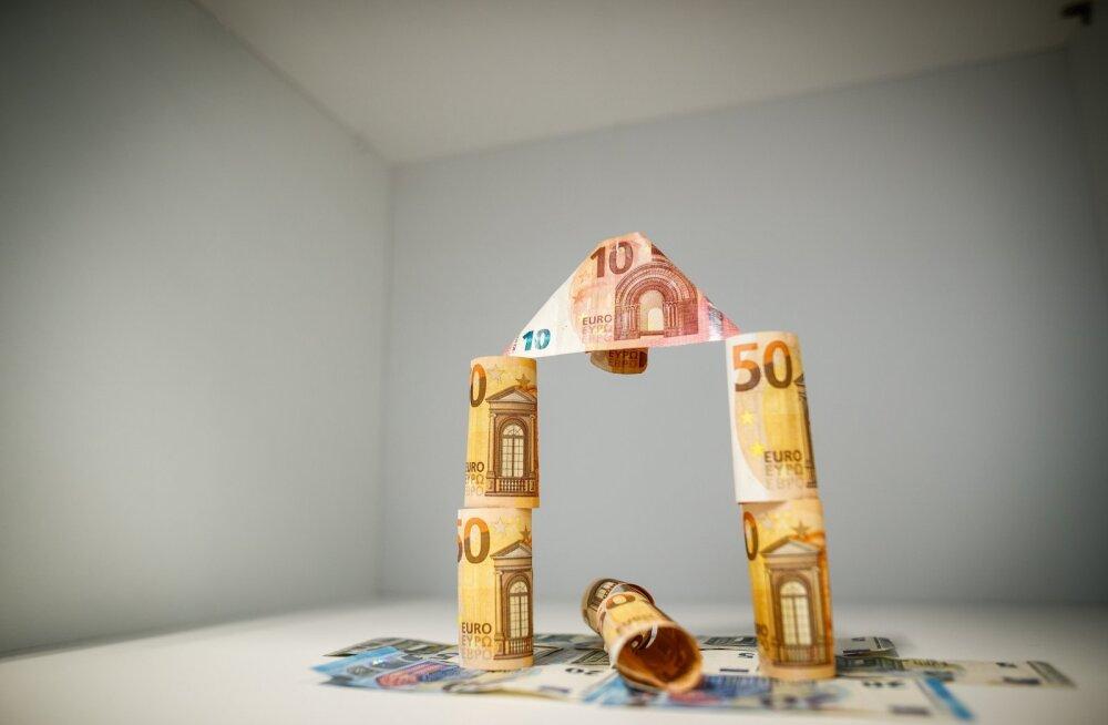 Ülevaade: kui palju kompenseerib riik keskmise palga teenijale, kes jätkab teise samba maksetega