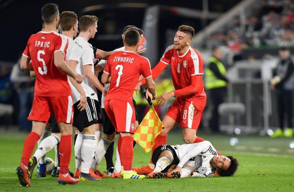 Saksamaa vs Serbia