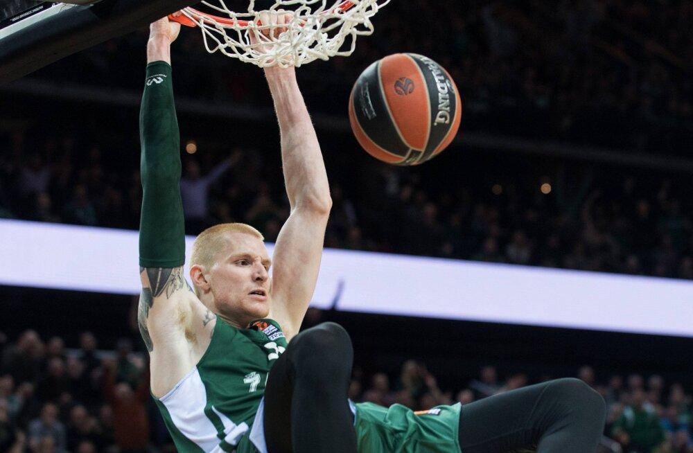 Kaunase Žalgirise mängumees on lähedal NBA-sse siirdumisele