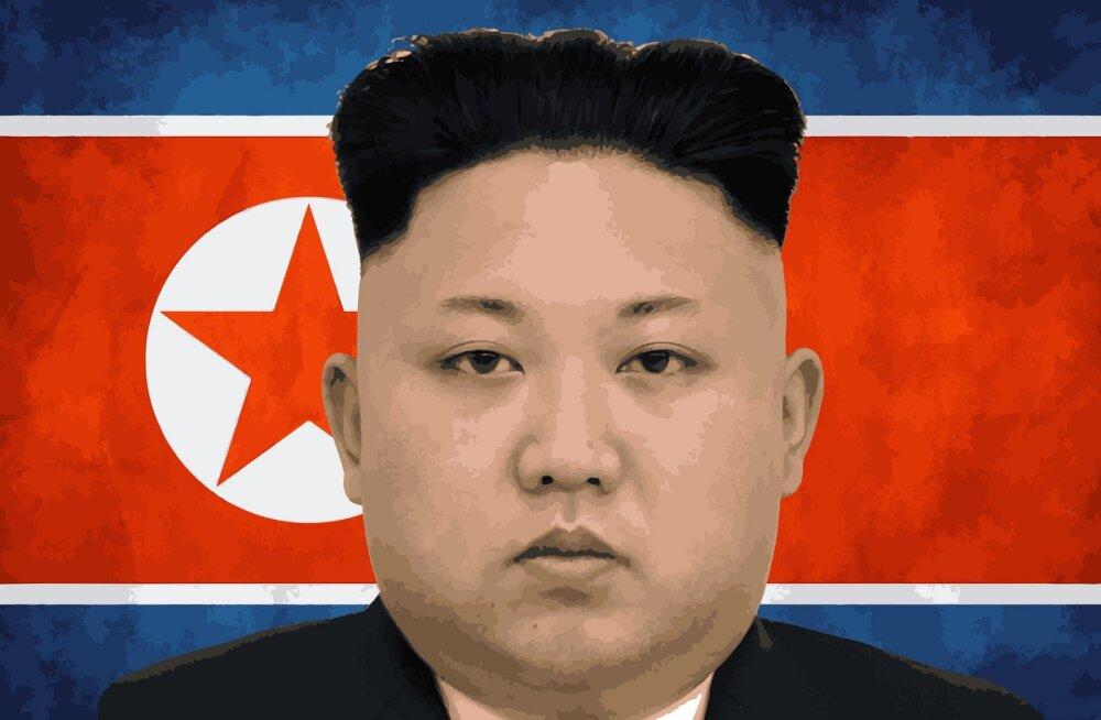 Põhja-Korea varastab majanduskahjude korvamiseks krüptoraha
