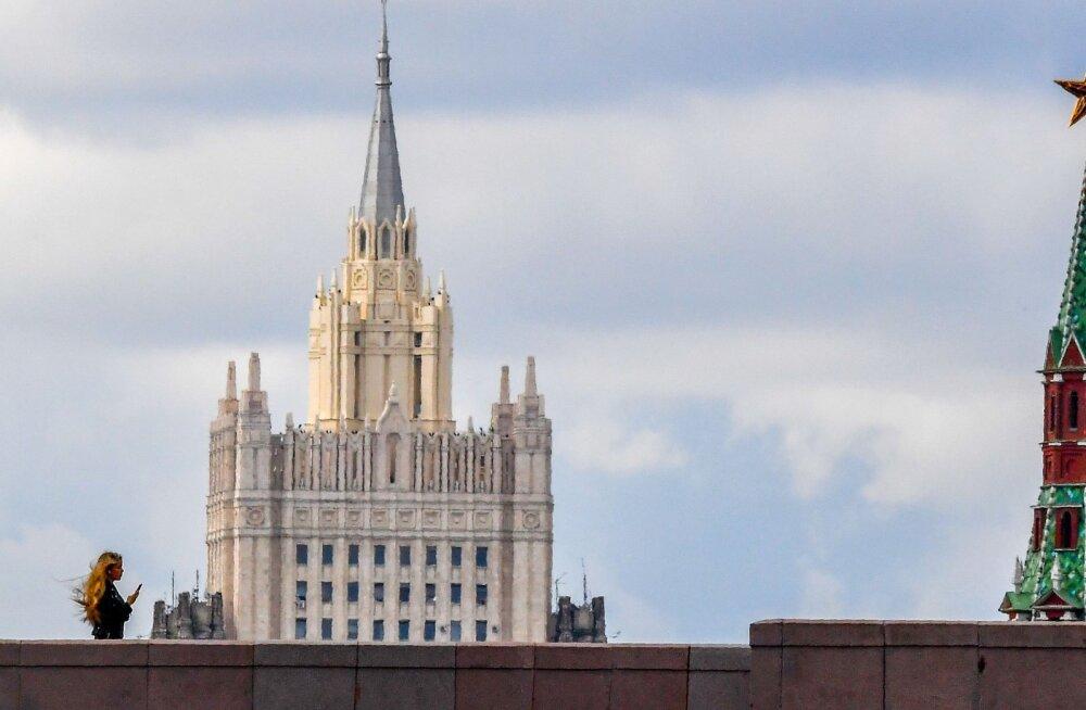 """Valgevene saadik käis Moskvas """"põhjalikul vestlusel"""", kus nõuti vahistatud Venemaa kodanike vabastamist"""