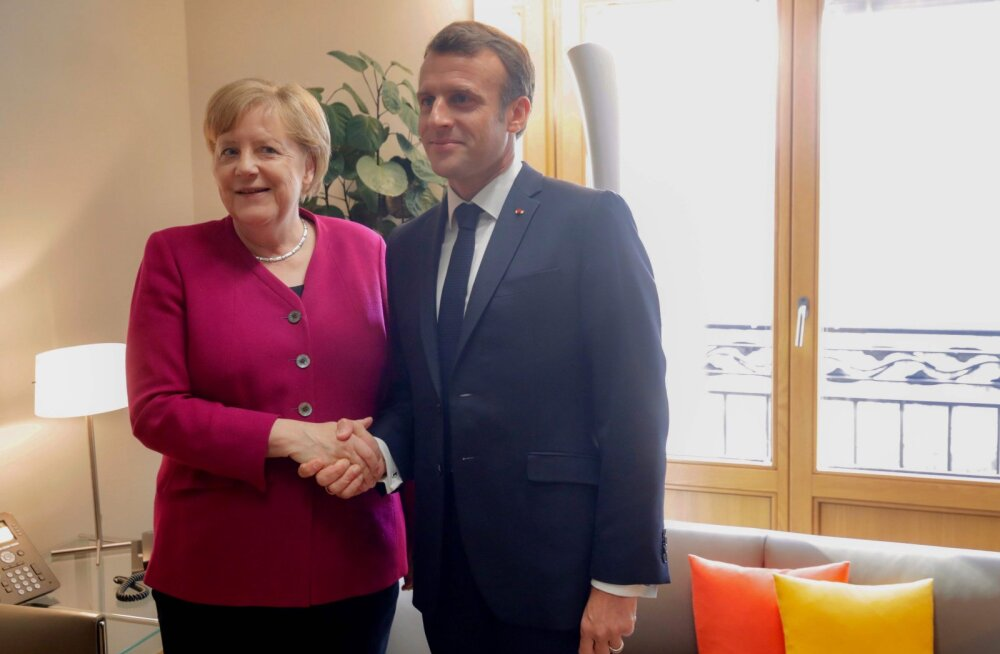 Saksamaa ja Prantsusmaa on Euroopa Komisjoni uue presidendi osas eri meelt