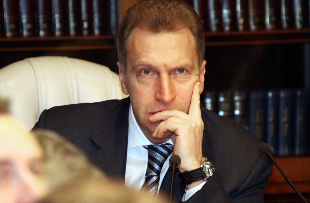 Venemaa asepeaminister: majanduse taastumine võtab aastakümneid