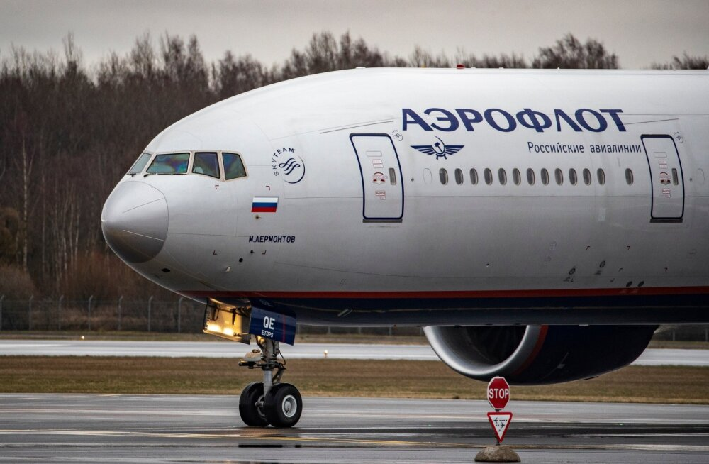 """Аэрофлот"" начал продажу билетов на линии Москва-Таллинн"