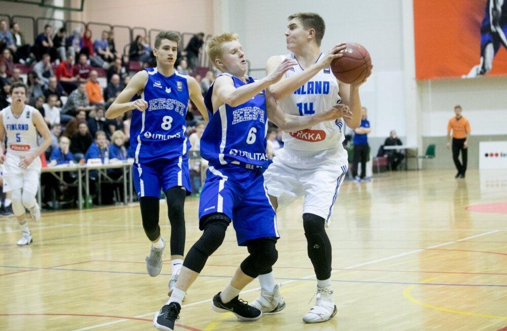 Eesti U18 vs Soome U18