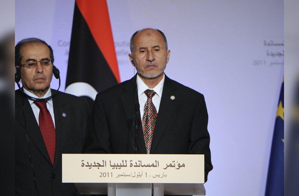 Liibüa uued juhid lubavad tolerantsust ja seaduskuulekust