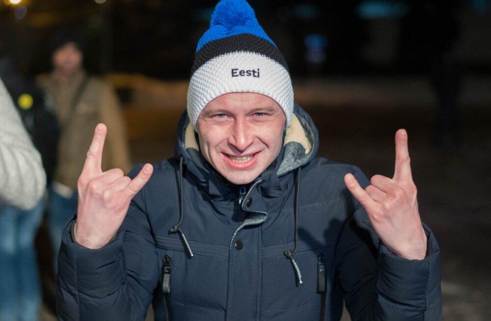 Narva tähistab uut aastat