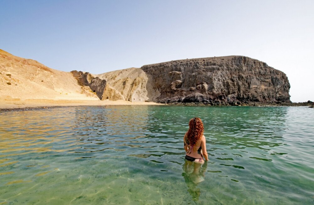 Veeda pikk nädalavahetus Lanzarote saarel! Edasi-tagasi lennupiletid Riiast alates 135€