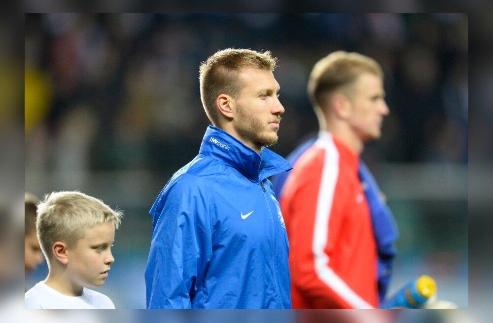 Eesti vs Inglismaa jalgaplli EM-valikmäng