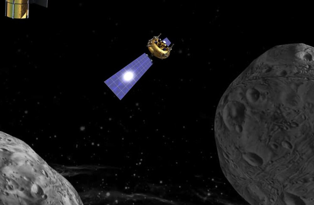 Luksemburg investeerib 200 miljonit eurot, et asteroididelt kaevandama hakata