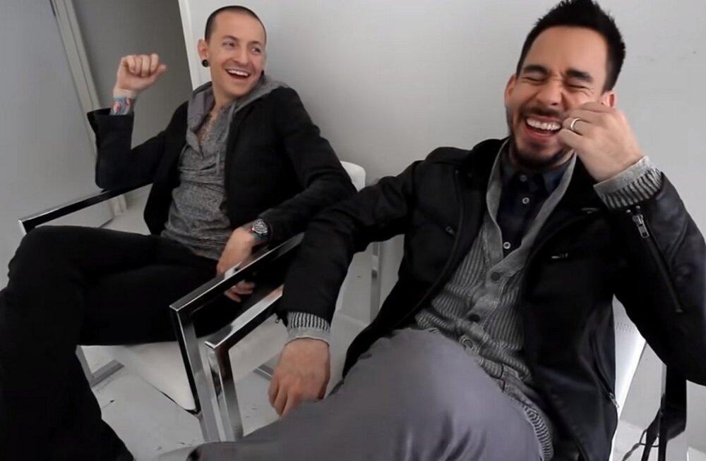 Не пропусти! Сегодня — онлайн-концерт Linkin Park