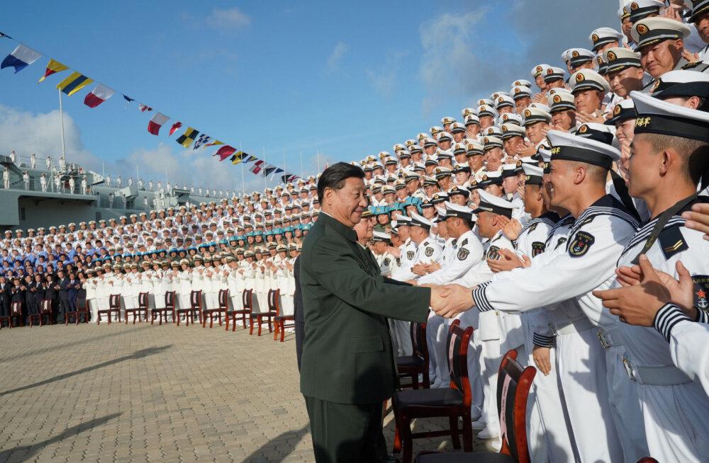 Китай сместил Россию со второго места на рынке вооружений
