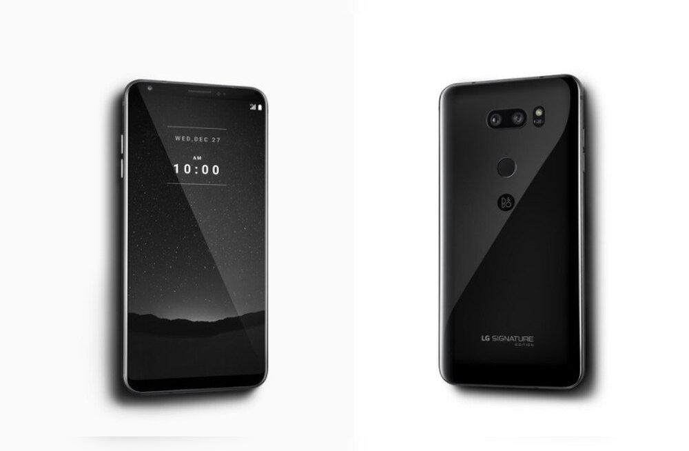 LG ei suuda eriti telefone müüa. Lahendus? Uus rekordkallis telefon!