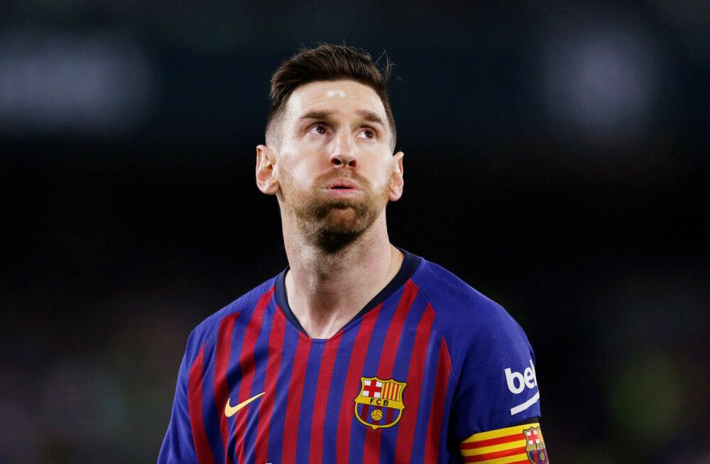 VIDEO | Messi kübaratrikk kindlustas Barcelona liidrikohta