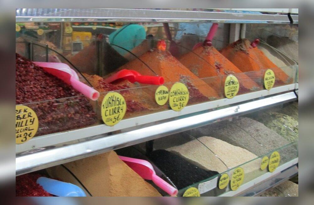 Tüütu vürtsiallergia kiusab nii toidusõpru kui ka kosmeetikakasutajaid