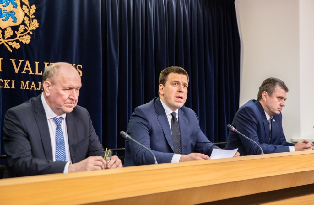 Valitsuse pressikonverents 02.05.2019