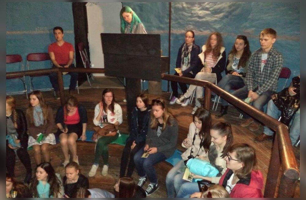 Tallinna Vene Kultuuri Pühapäevakool