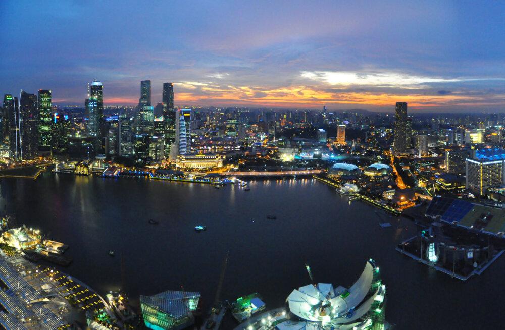 Juristitoolilt rändama ehk seiklus Austraalias 16: Kõrvalepõige Singapuri