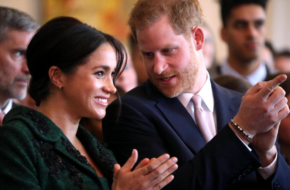 KLÕPS | Meghan Markle ja prints Harry said oma isikliku Instagrami konto