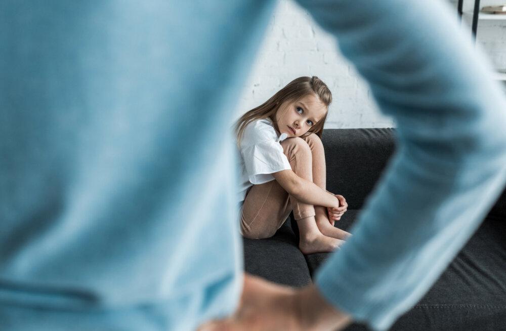 Lapsepõlves kogetud vägivald kandub üle täiskasvanuea suhetesse